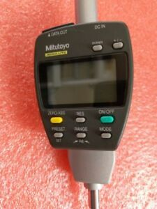 Mitutoyo 543 558 1 Absolute Electronic Digital Indicator Series 543 W data Out