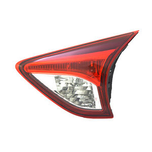 Ma2803108n Tail Lamp Assembly Inner Passenger Side Fits 2013 2015 Mazda Cx 5