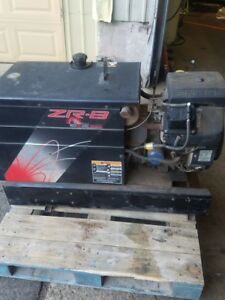 Red D Arc Zr 8 Lincoln Gas Powered Welder