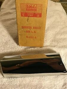 Nos Ford Coupe 1a 8151 A 1951 Grille Bar Left Hand