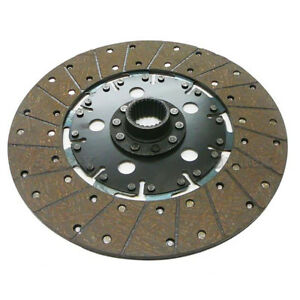 New Clutch Disc Fits Ford Tractor 4600no 4600o 6600c 6600o 7600c 13 25 Spline