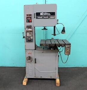 Msc 20 Vertical Metal Cutting Band Saw 951469