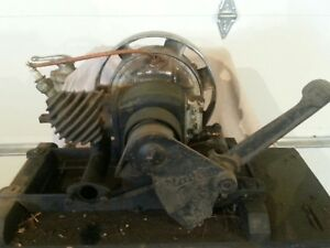 Maytag Model 92 Gas Engine Hit And Miss Side Exhaust