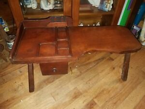 1933 Cushman Colonial Creation Cobbler Bench