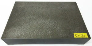 12 X 18 Cast Iron Surface Fixture Layout Plate For Metalworking