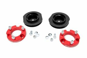 2 Spacer Lift Kit Fits 2010 2018 Toyota 4runner 4x4 Red Spacers