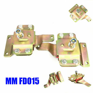 Brand New 96 04 Ford Mustang Gt 4 6l Polyurethane Engine Motor Mount Replacement