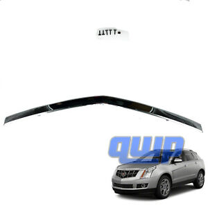 Hood Molding Trim Moulding Chrome For Cadillac Srx2010 2016 Gm1235120 22774203