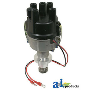 366928r91 Distributor Fits Case International Tractor A A1 Av B Bn C H Others