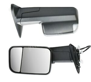Passenger Right Side Led Signal Power Heated Mirror Fits 2015 2017 Ford F 150