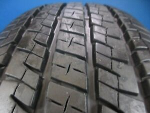 Used Firestone Champion 225 65 17 8 32 Tread No Patch 1692c