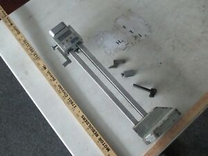 Fowler 12 Twin Beam Electronic Height Gage