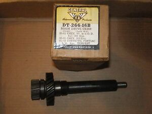 Nors 58 61 Chevrolet W 283 Eng 61 63 Corvette Std Transmission Main Drive Gear
