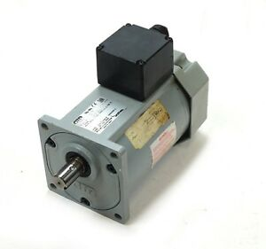 Gtr Electric Mini Induction Gear Motor 460 Vac 1650 Rpm 20 1 Ratio 1 16 Hp 3 Ph