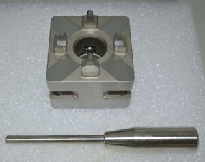 Manual Quick Chuck 50 With Handle Compatible For Erowa