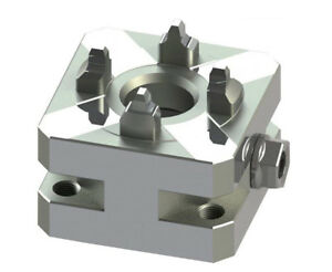 Manual Chuck D50 screw Locking Compatible With Erowa