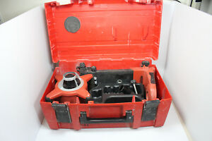 Hilti Pri 2 Rotary Laser Level With Mount And Remote