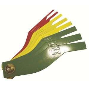 8pc Color Coded Brake Thickness Guage 97844