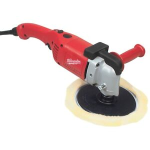 Polisher Electronic 7 9in 0 1750rpm 5460 6