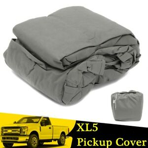 3 Layer Premium Car Truck Pickup Cover Waterproof For Ford F150 F250 Ram 1500