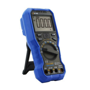 Blue tooth Digital Multimeter Data Logger Voltmeter Ncv Flashlight Temp Test