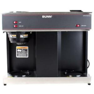 Bunn 12 cup Pourover Commercial Coffee Brewer Maker Home Coffeemaker 3 Warmers