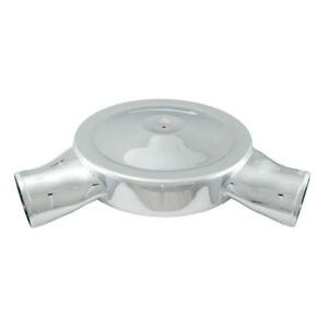Spectre 98638 Air Cleaner Low Profile 14 Inch 120 Degree Dual Inlets