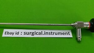 4mm Laparoscope Endoscope Storz Compatible Hipp Ce 0124 Hd Made In Germany