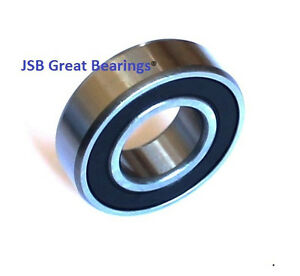 qty 50 R16 2rs Rubber Seals Bearing R16 rs Ball Bearing 1 X 2 X 1 2