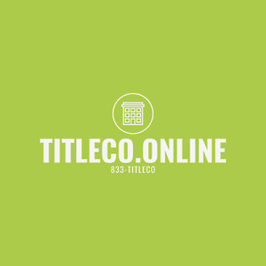 Titleco online Wi Transfer Of Vanity Toll free Number 833 titleco Real Estate