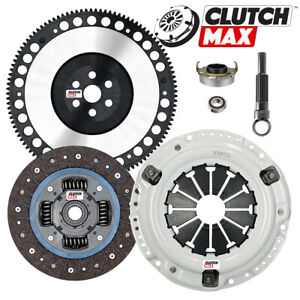Cm Stage 2 Hd Clutch Kit And Lightweight Flywheel For Honda Civic D15 D16 D17