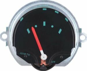 Tf126120 In dash Fuel Level Gauge 1957 Chevrolet Bel Air 150 210 Nomad Del Ray