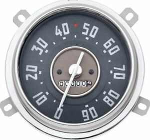 Cx1896 1950 1953 Chevrolet Pickup Truck 0 90 Mph Speedometer Assembly