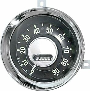 Cx1977 1954 1955 Chevrolet Pickup Truck 0 90 Mph Speedometer Assembly