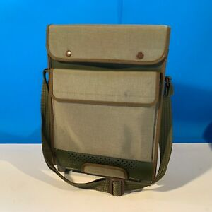 Leader Lbo 325 Oscilloscope 60mhz Carrying Case And Accessories