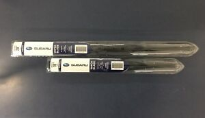 2010 2014 Subaru Legacy Outback Front Windshield Wiper Full Blade Set Genuine