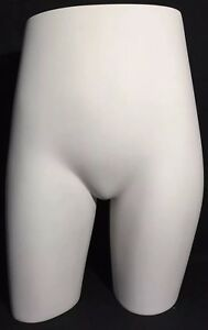 Vintage Jcpenny Store Display Female Mannequin Butt Buttocks Hips Dress Form