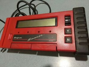 Snap On Mt2500 Scanner Broken Parts Only As Is