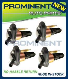 Pack 4 Ignition Coil For 2002 2005 Chevy Trailblazer Gmc Canyon Envoy Uf303