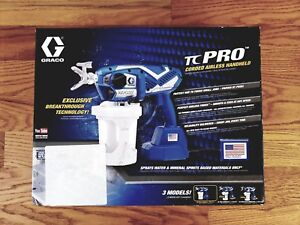 Graco Tc Pro Corded Airless Handheld Sprayer New In Box