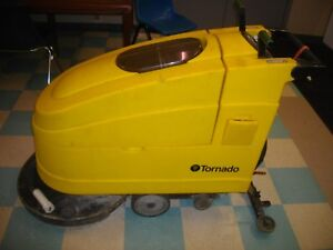 Tornado 24 Floorkeeper Traction Self Propelled Autoscrubber