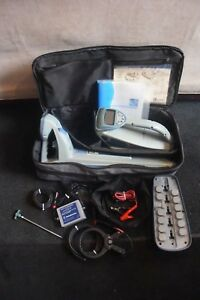 Radiodetection Locater Set Model Rd4000 With Rd4000t10 Transmitter
