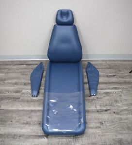 A dec 1005 Replacement Upholstery Cushion Set For Dental Chair Oem Complete Kit