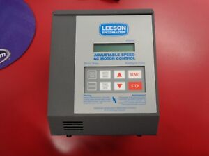 Leeson Speedmaster Adjustable Ac Motor Control 10 Off Month Of March