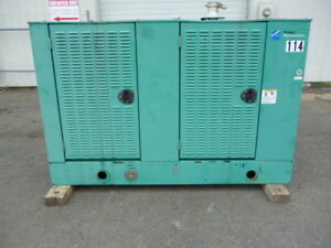 Onan Cummins 47kw Standby Lp Generator Ford V 6 120 240v Single Phase Unit 114