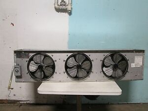 hussmann H d Commercial 3 Fans Low Profile Evaporator For Walk in Coolers