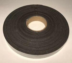 1 Magnetic Tape Roll Adhesive Backed 100 Ft Roll New