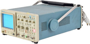 Tektronix 2440 Portable 2 channel 500ms s 300mhz Digital Oscilloscope As is