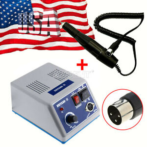 Dental Jewelry Polishing Micro Motor 35kr m Marathon Micromotor Handpiece Set