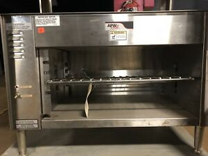 Apw Electric Cheese Melter With Auto shelf